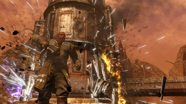Download Red Faction Guerrilla Re-Mars-tered Torrent