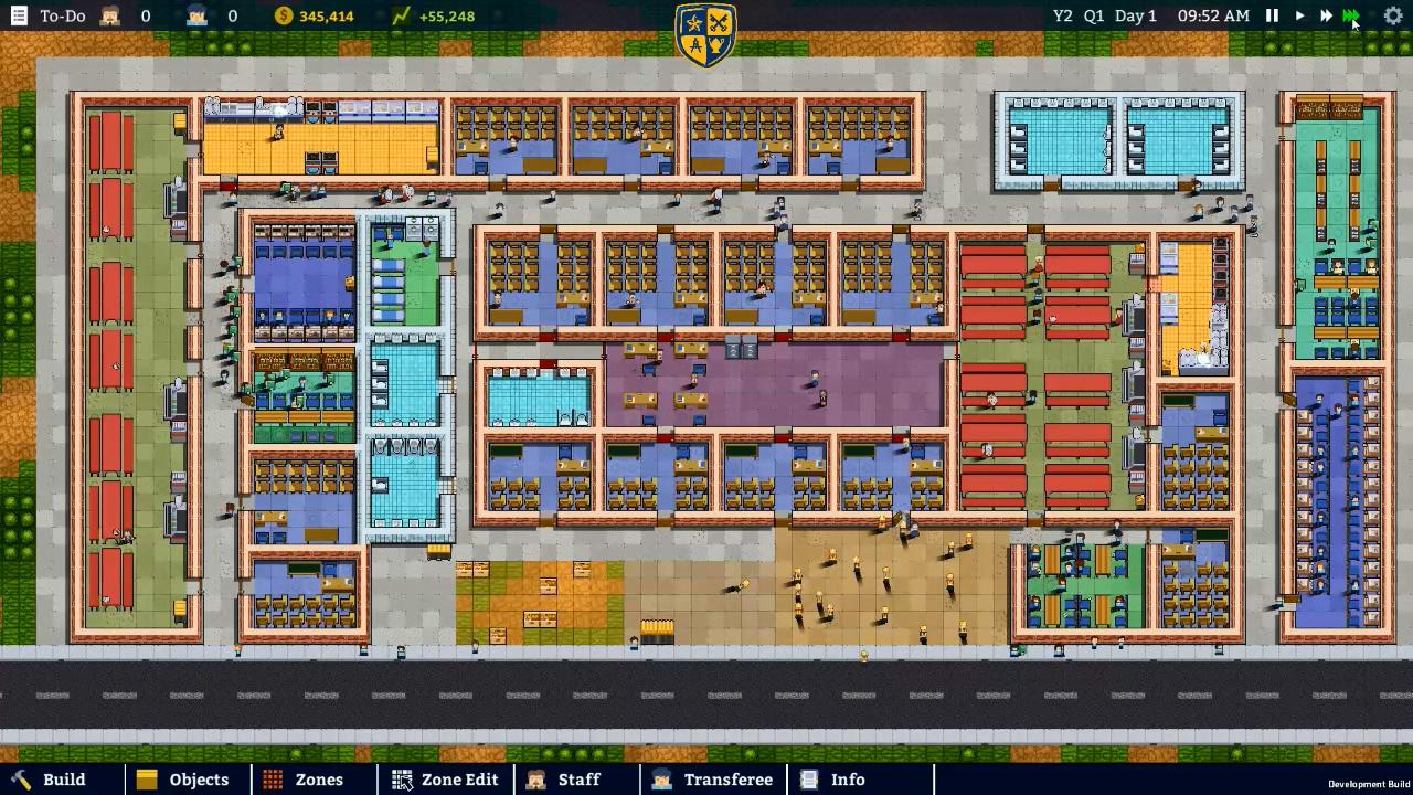 Academia: School Simulator Screenshot 1