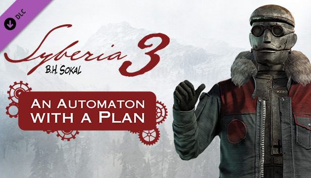Download Syberia 3 - An Automaton with a plan download free