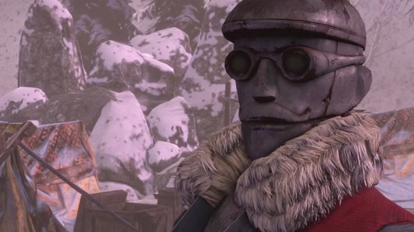 Download Syberia 3 - An Automaton with a plan Crack