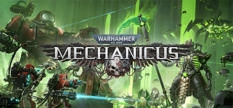 Warhammer 40,000 Mechanicus Capa