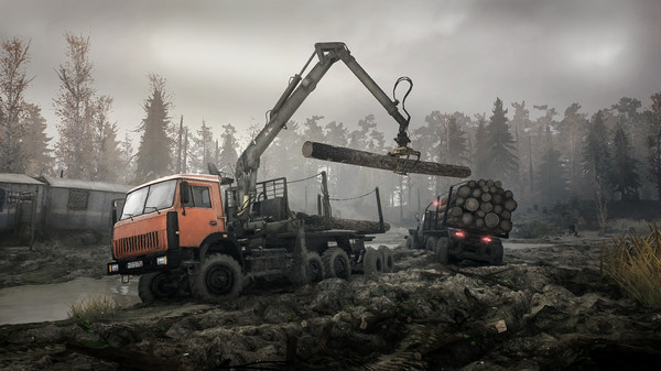 Download Spintires: MudRunner Torrent