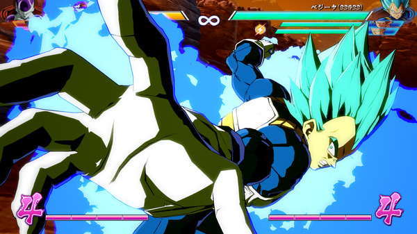 Download DRAGON BALL FighterZ-REVOLT Torrent