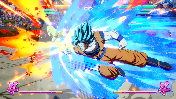 Download DRAGON BALL FighterZ download free