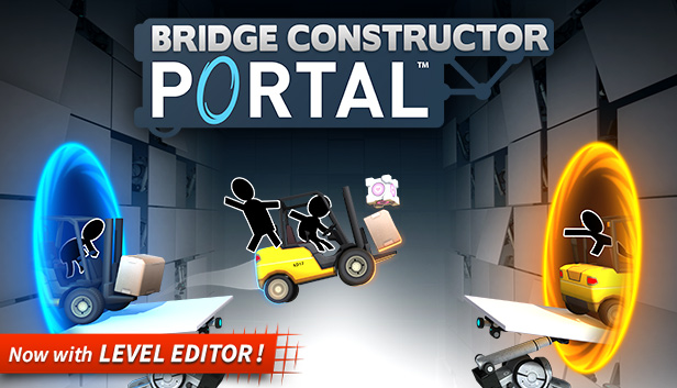 Download Bridge Constructor Portal download free