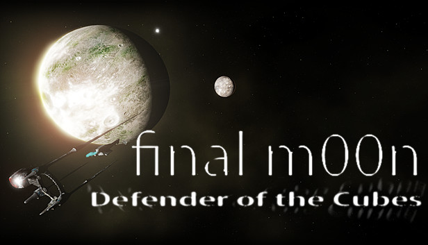 Download final m00n - Defender of the Cubes free download