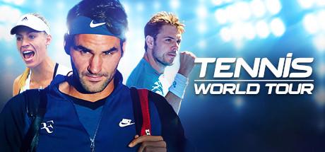 Tennis World Tour Capa