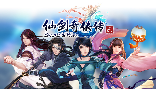 Download 仙劍奇俠傳六 (Chinese Paladin:Sword and Fairy 6) download free