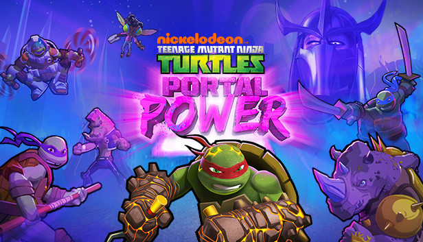 Download Teenage Mutant Ninja Turtles: Portal Power download free
