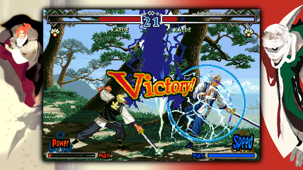 THE LAST BLADE 2 download