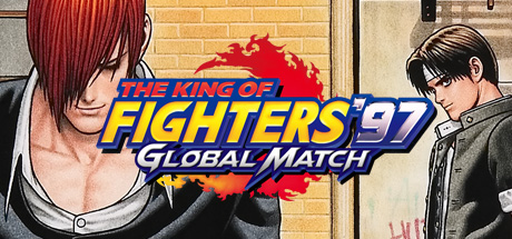 The King of Fighters 97 Global Match-ALI213 Capa