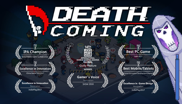 Download Death Coming free download