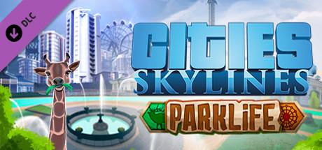Cities Skylines – Parklife PT-BR Capa