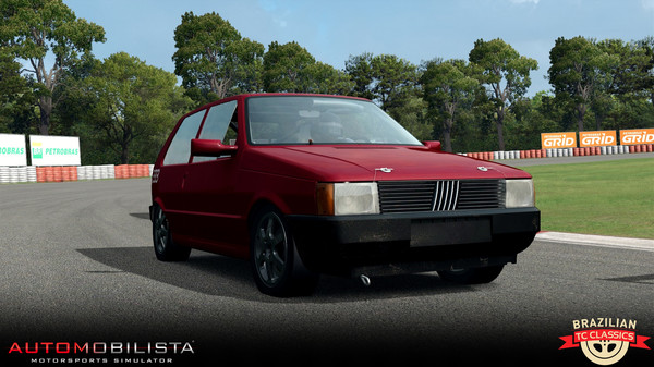 Automobilista - Brazilian Touring Car Classics Free Download