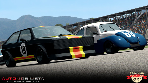 Automobilista - Brazilian Touring Car Classics download