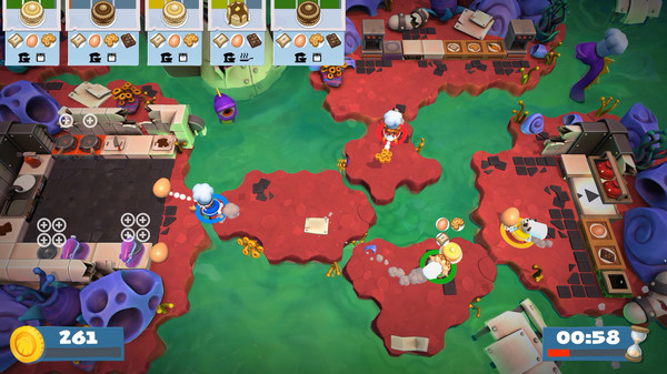 Download Overcooked! 2 Free download