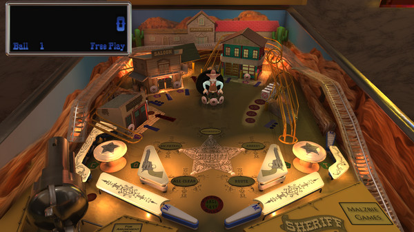 Download Malzbie's Pinball Collection Torrent