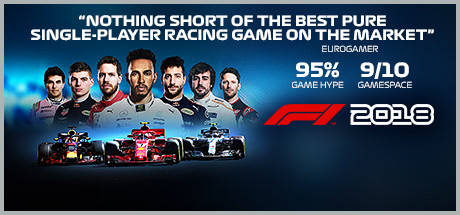 F1 2018 [PT-BR] Capa