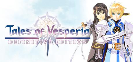Tales of Vesperia Definitive Edition [PT-BR] Capa