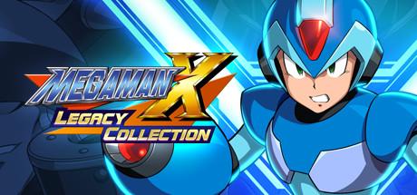 Mega Man X Legacy Collection Capa