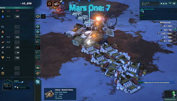 Download Offworld Trading Company - Limited Supply DLC download free