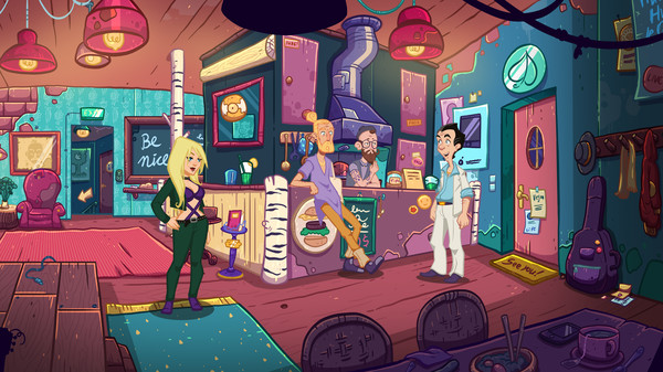 Download Leisure Suit Larry - Wet Dreams Don't Dry Torrent