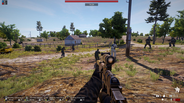 Download Freeman: Guerrilla Warfare v0.195 Torrent