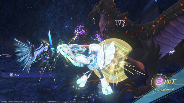 Download Megadimension Neptunia VIIR | 新次元ゲイム ネプテューヌVⅡR | 新次元遊戲 戰機少女VⅡR Torrent