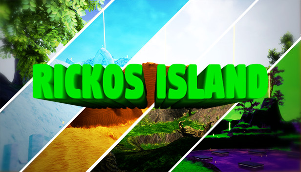 Download Ricko's Island free download