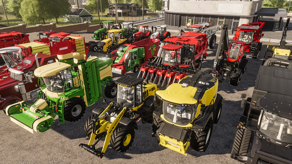 Download Farming Simulator 19 Free download