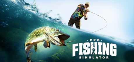PRO FISHING SIMULATOR Capa