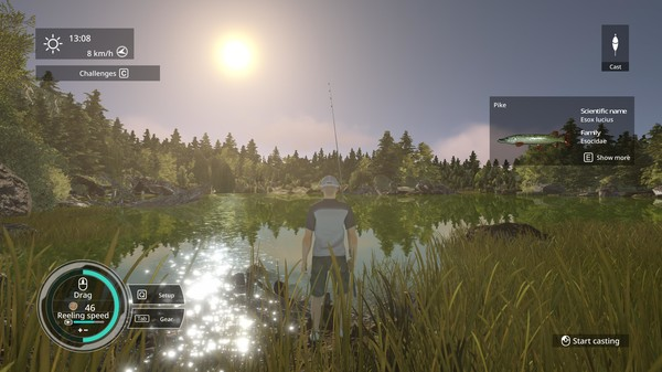 Download PRO FISHING SIMULATOR Torrent