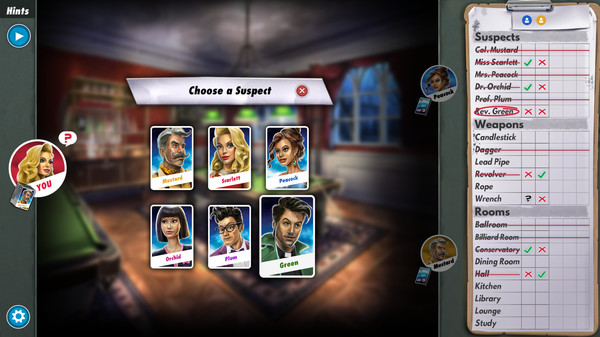 Download Clue/Cluedo: The Classic Mystery Game Torrent