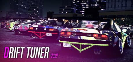 Drift Tuner 2019 x64-DARKSiDERS Capa