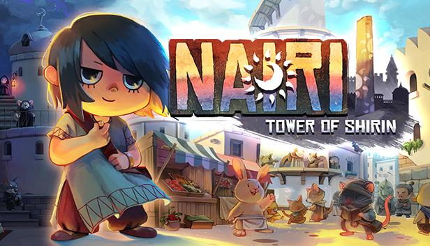 Download NAIRI: Tower of Shirin free download