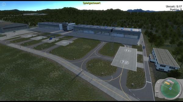 Download Polizeihubschrauber Simulator Free download