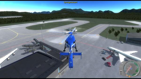 Polizeihubschrauber Simulator download