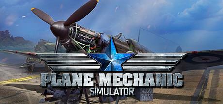 Plane Mechanic Simulator [Acesso Antecipado] Capa