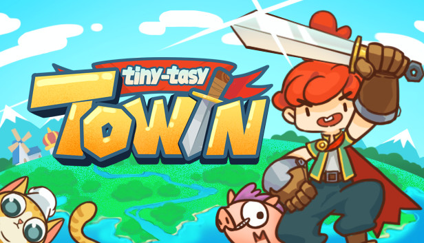 Download Tiny-Tasy Town free download