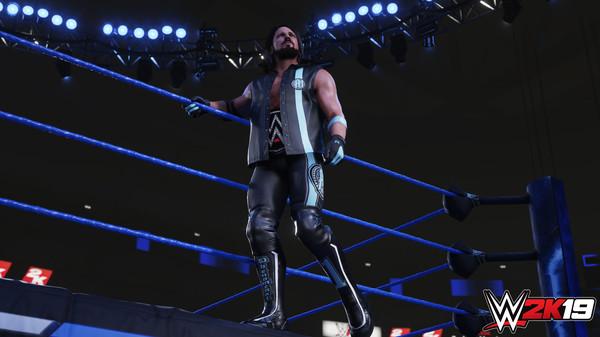 Download WWE 2K19 Torrent