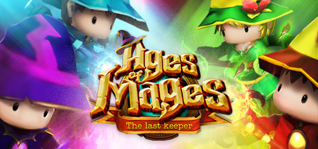 Ages of Mages The last keeper [PT-BR] Capa