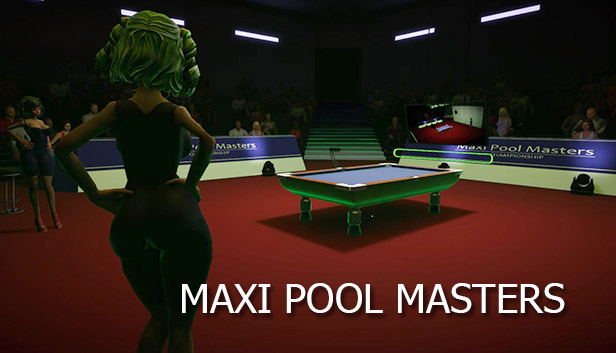 Download Maxi Pool Masters VR free download