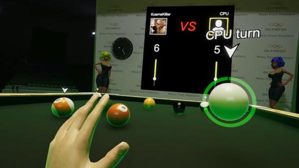Maxi Pool Masters VR download