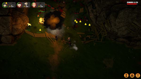 Download Zombie Forest 2 Free download