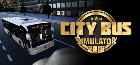 City Bus Simulator 2018-SKIDROW Capa