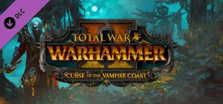 Total War WARHAMMER II – Curse of the Vampire Coast [PT-BR] Capa