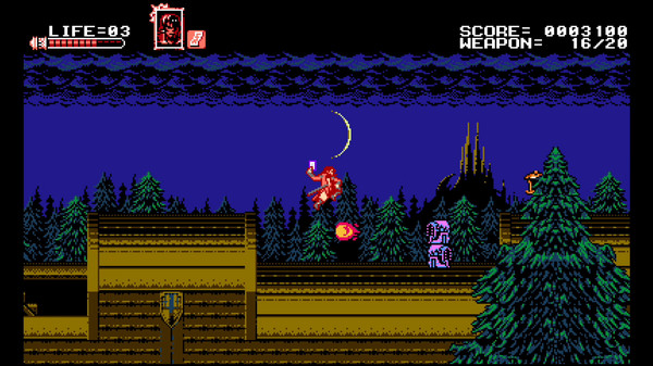 Download Bloodstained: Curse of the Moon free download