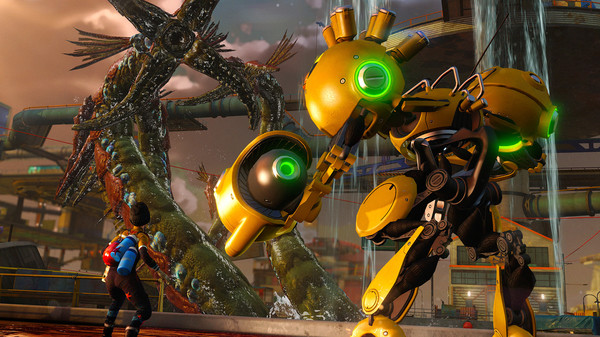 Download Sunset Overdrive Free download