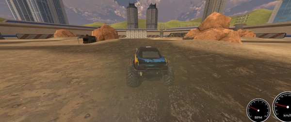 Download Monster Truck Drive Free download