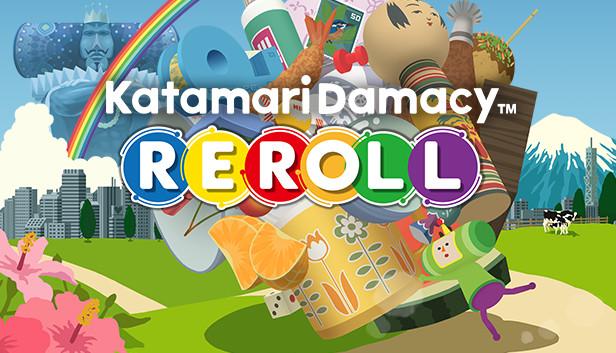 Download Katamari Damacy REROLL free download